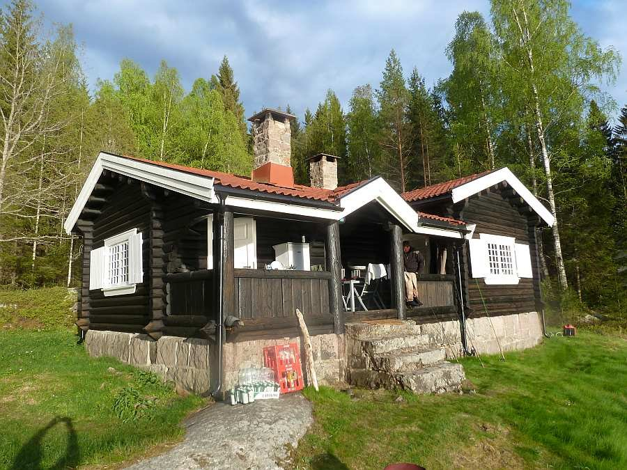 Das Ferienhaus Ringsby bietet Platz für bis zu 4 Personen