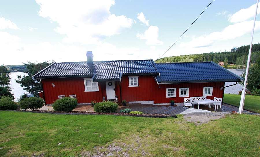 Ferienhaus Solli - Platz für bis zu 4 Personen