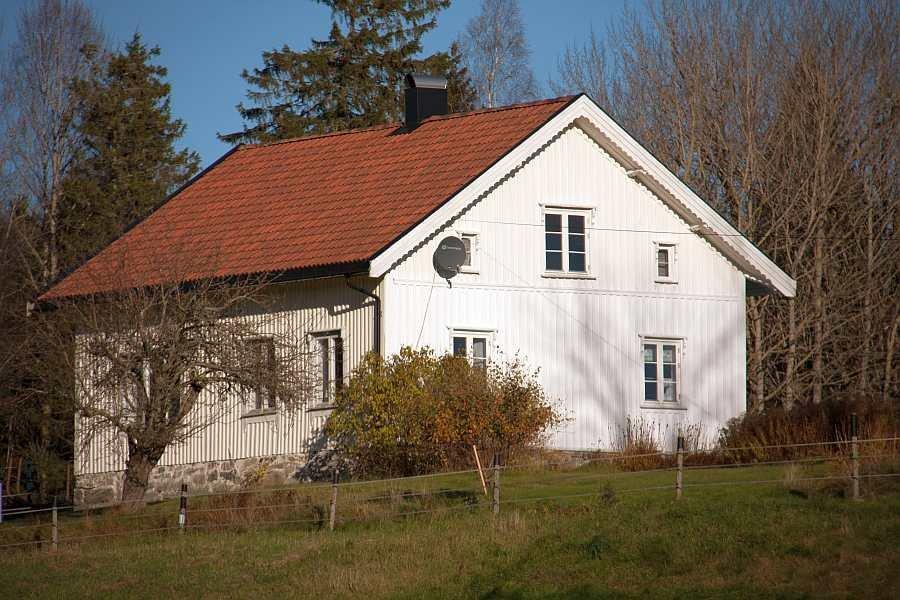 Willkommen im Haus Sørstua!