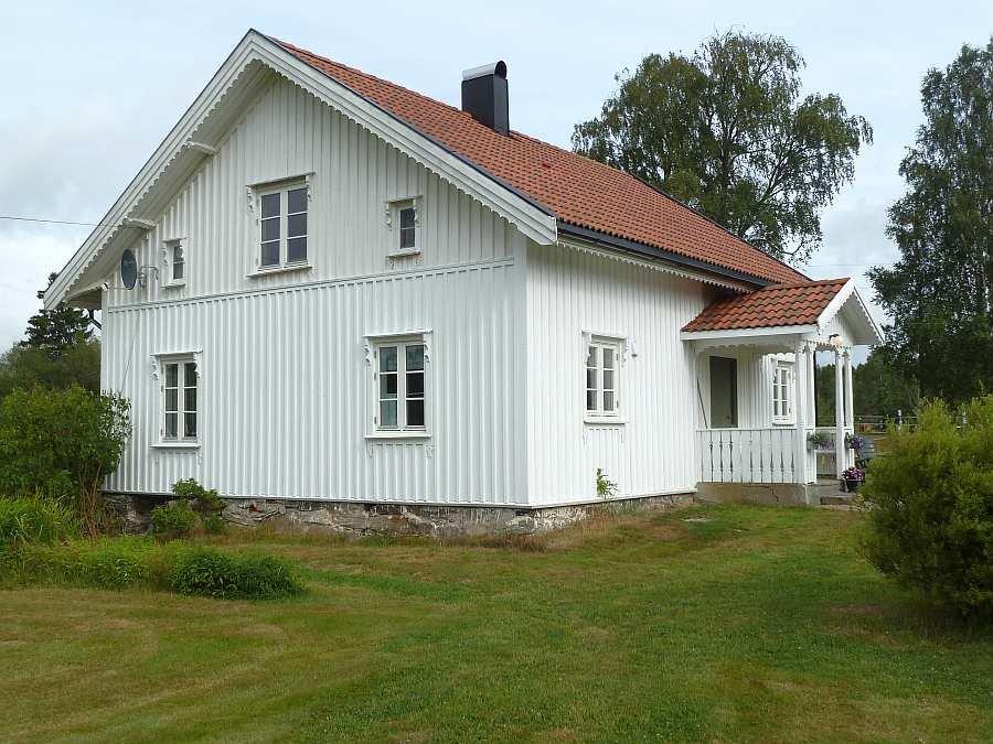Ferienhaus Sørstua wurde komplett renoviert
