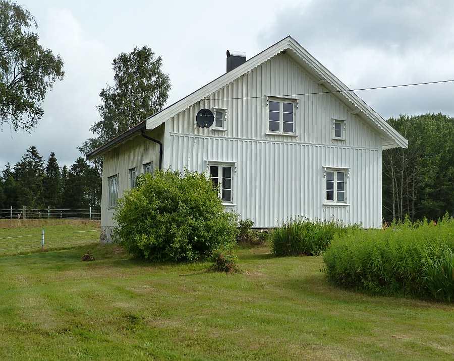 Ferienhaus Sørstua bietet  auf 129 qm Platz für bis zu 6 Personen