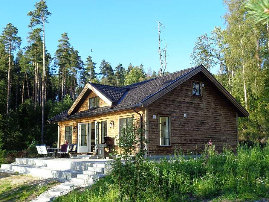Ferienhaus Solspillet - viel Platz für bis zu 6 Personen auf 128 qm