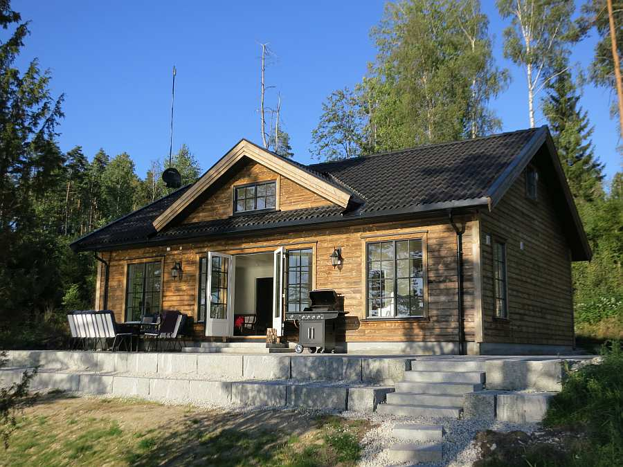 Willkommen im Ferienhaus Solspillet!!