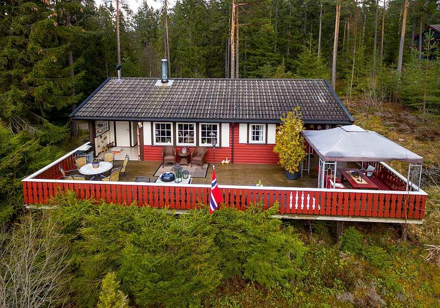 Ferienhaus Stine bietet Platz für bis zu 5 Personen