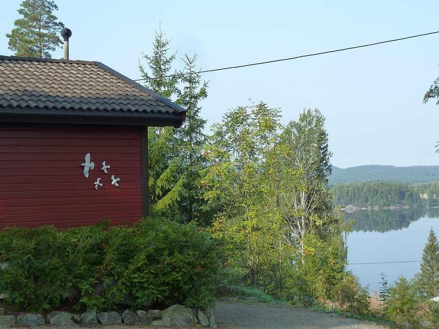 Haus Stine liegt nur ca. 60 Meter vom Seeufer entfernt