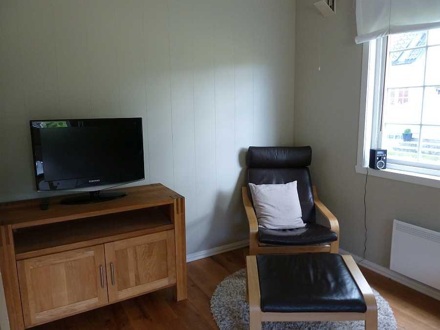 Im Haus steht Sat-TV zur Verfügung