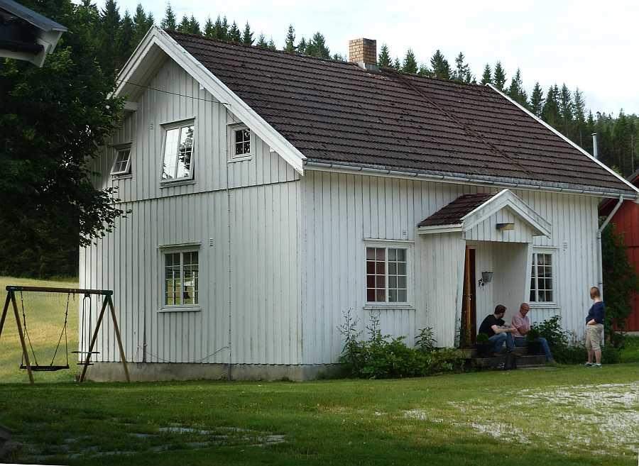 Das Ferienhaus wurde 2013 komplett renoviert