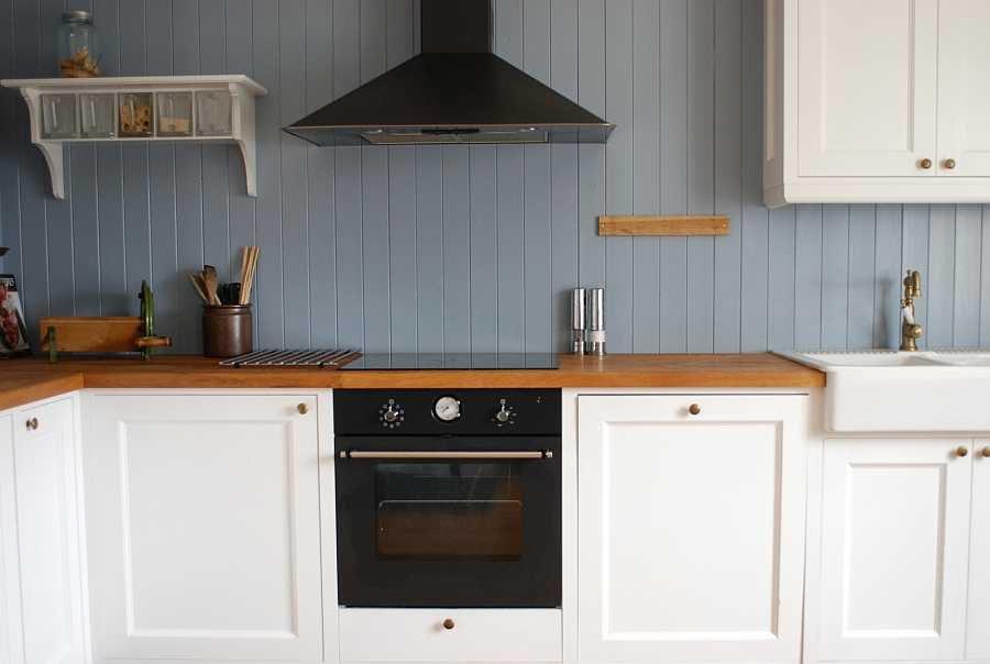 Moderne Ausstattung in der Küche