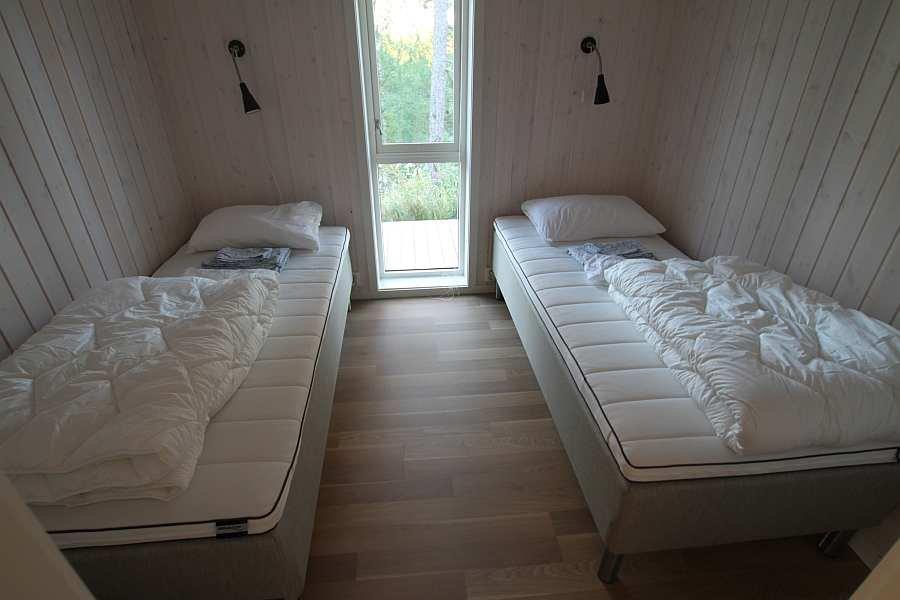Ein weiteres Schlafzimmer im Erdgeschoß