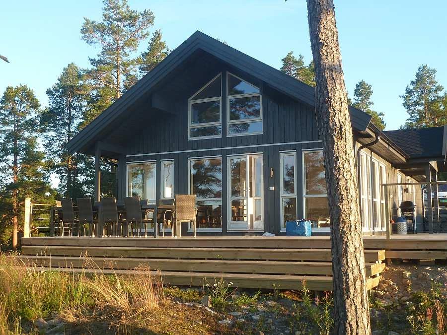 Moderner, hoher Standard - Haus Tolsby bietet besten Komfort