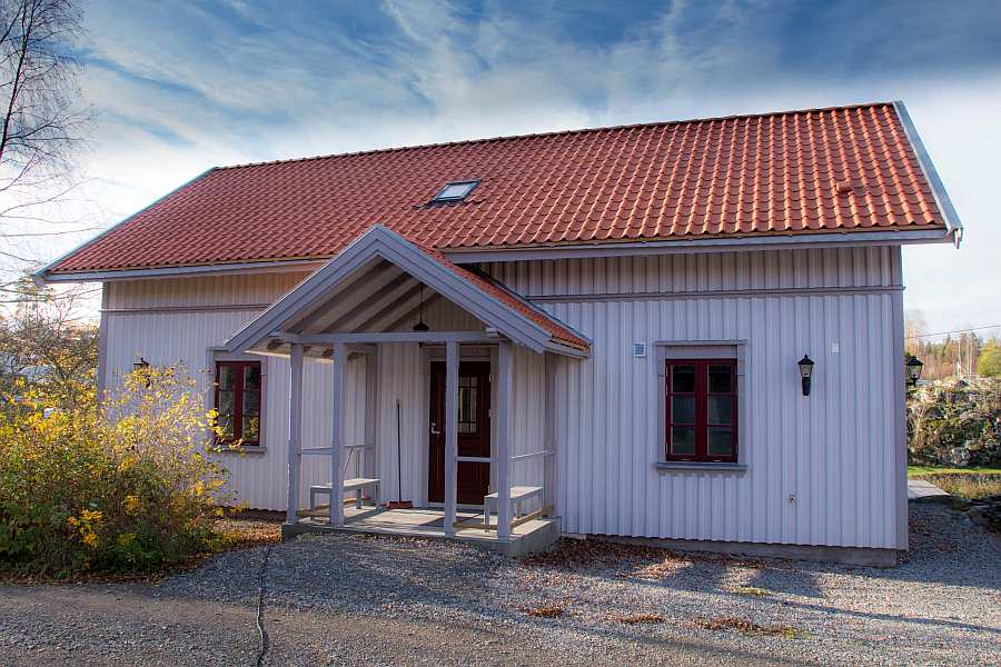 Ferienhaus Tolsand - im Jahre 2016/17 neu erbaut