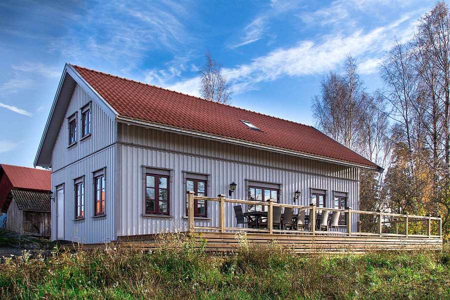 Ferienhaus Tolsand - viel Platz für bis zu 10 Personen