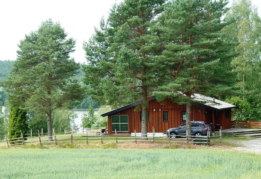 Haus Vidsyn bietet Platz für bis zu 6 Personen