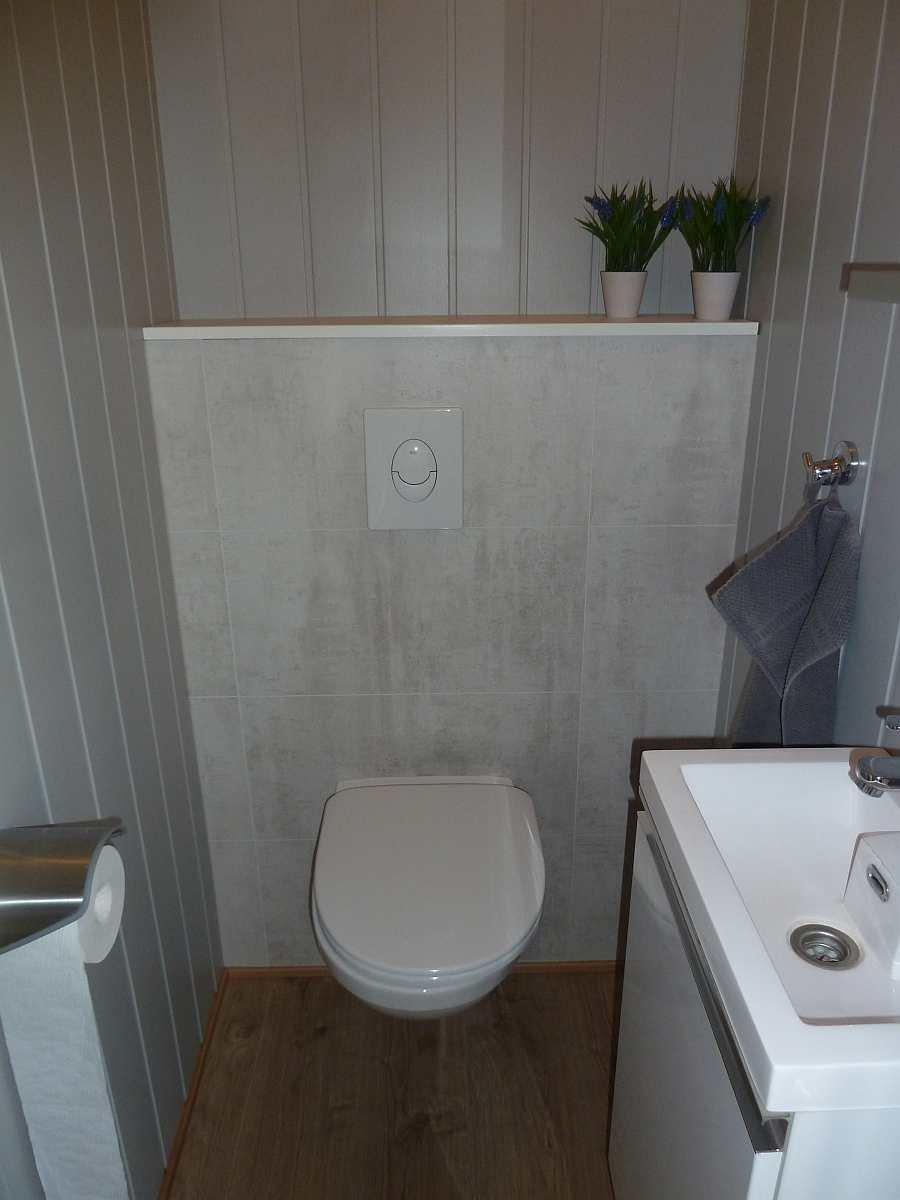 Das separate WC