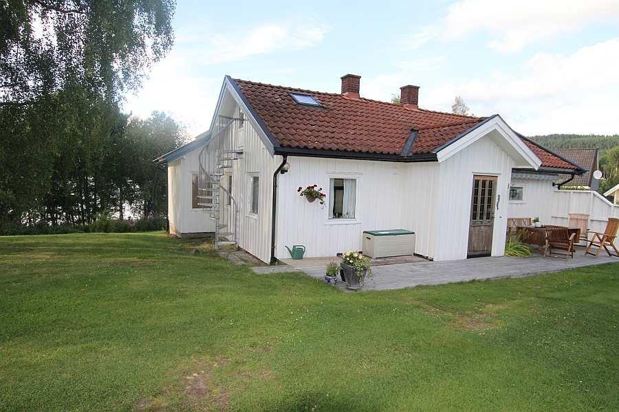 Das Ferienhaus Vestenga bietet Platz für bis zu 6 Personen