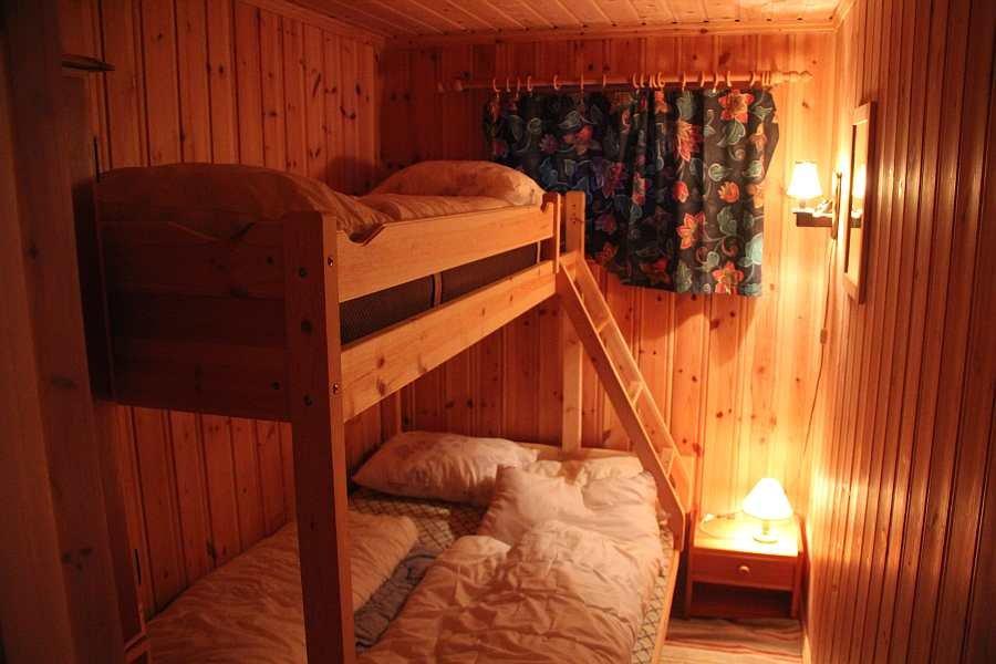 Das zweite Schlafzimmer