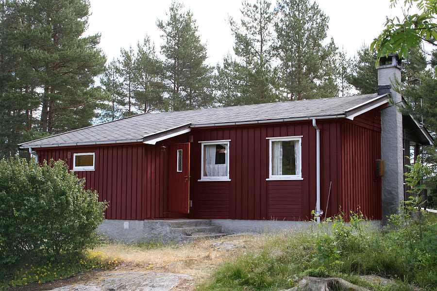 Ferienhaus Furuly bietet Platz für bis zu 8 Personen