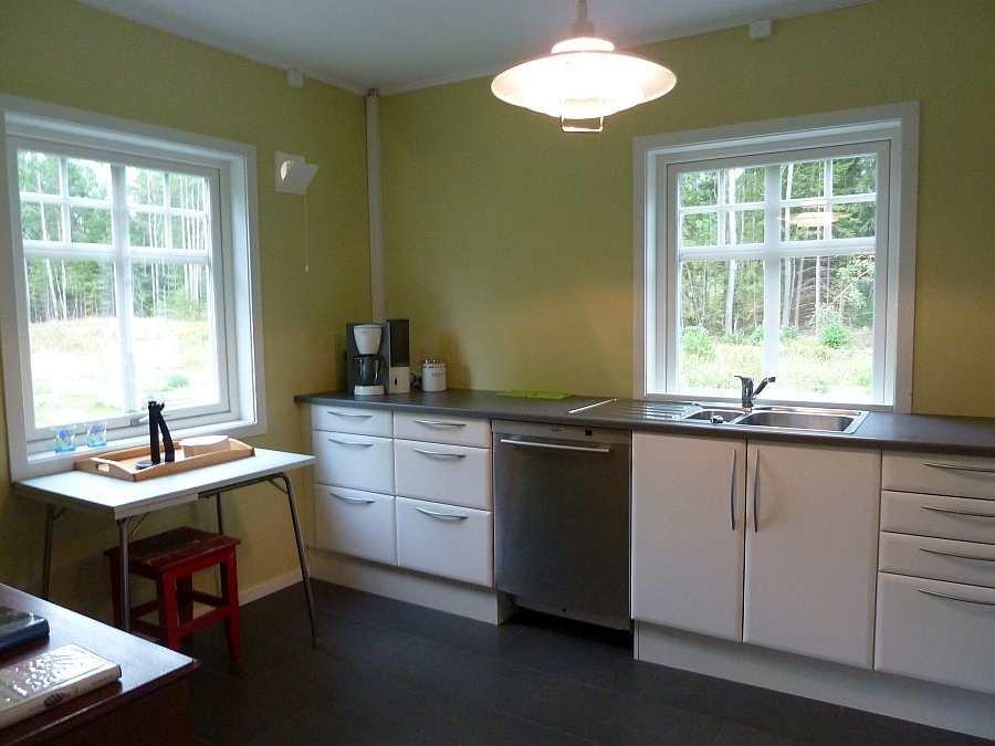 Die Küche des Hauses lässt kaum Wünsche offen
