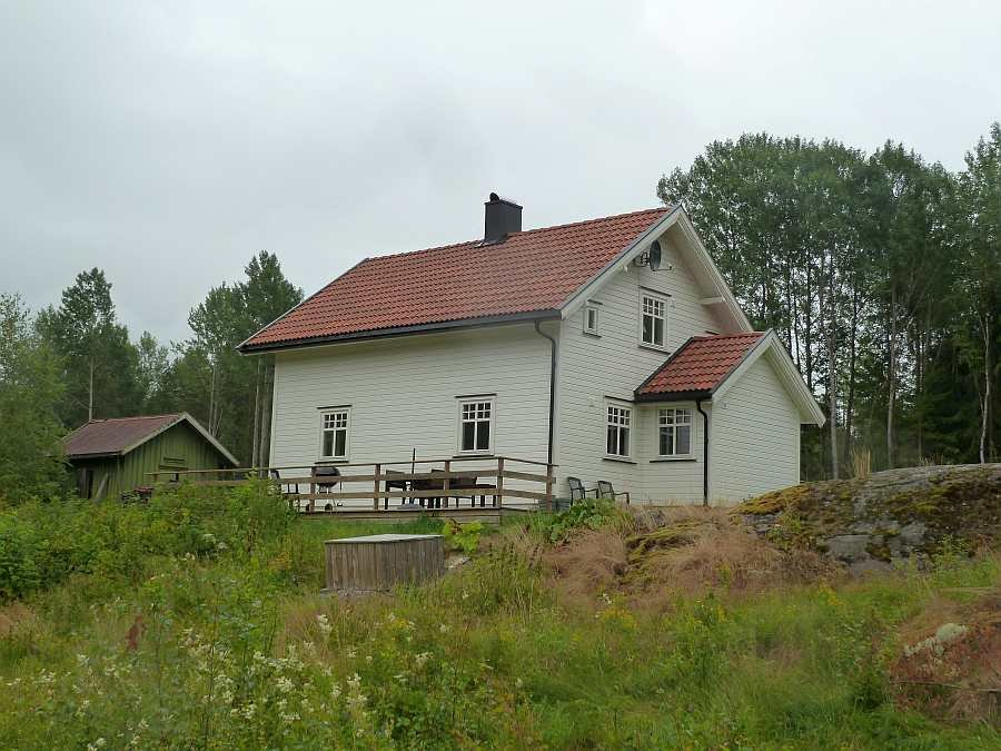 Ferienhaus Kilen bietet sehr guten Standard für 4-5 Personen