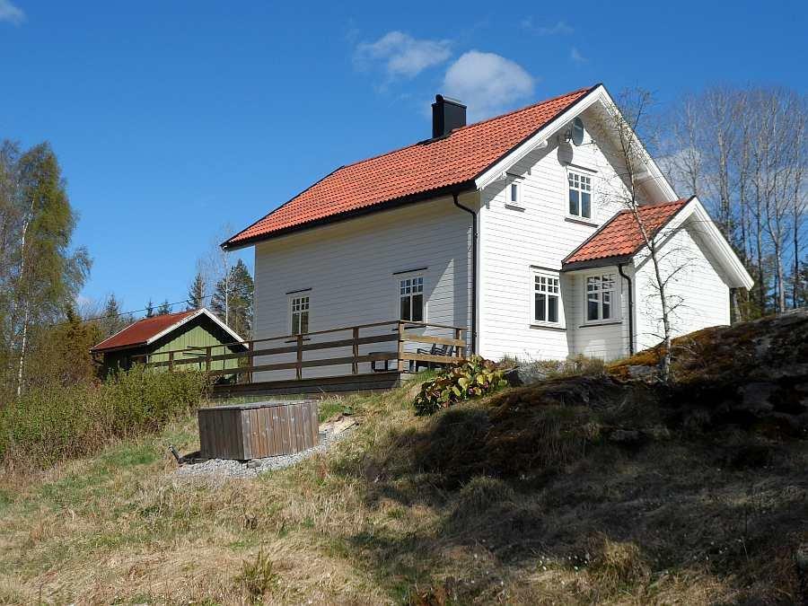Ferienhaus Kilen - modern und ansprechend