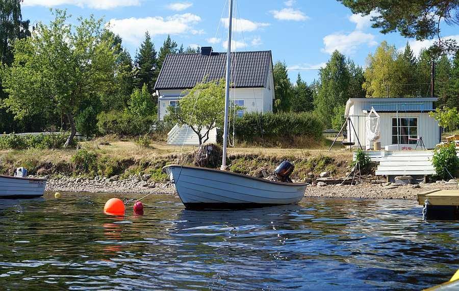 Ein norwegischer Wohntraum - Ferienhaus Nabben