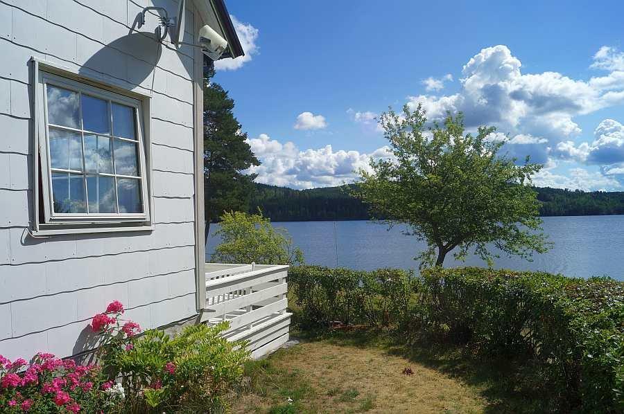 Eine bessere Lage kann ein norwegisches Ferienhaus doch kaum noch haben!