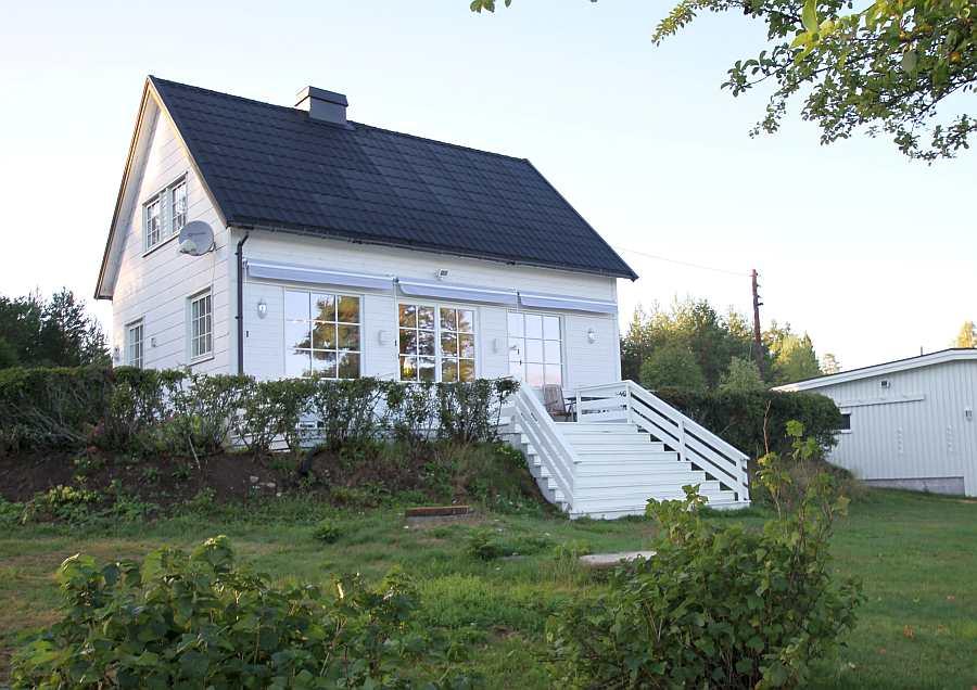 Ferienhaus Nabben liegt auf einem eigenen, großen Naturgrundstück