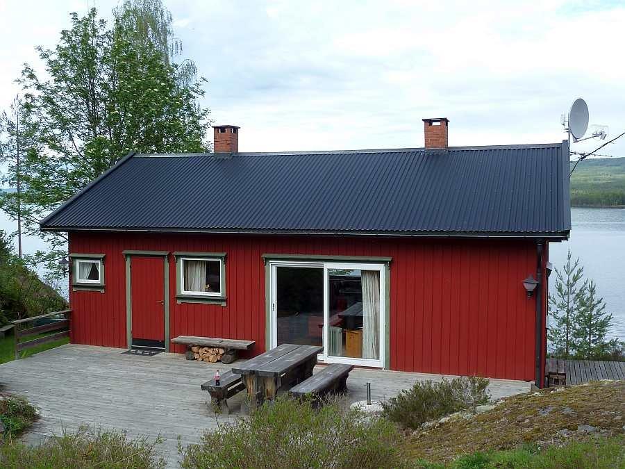Ferienhaus Sjøly bietet  Platz für bis zu 6 Personen
