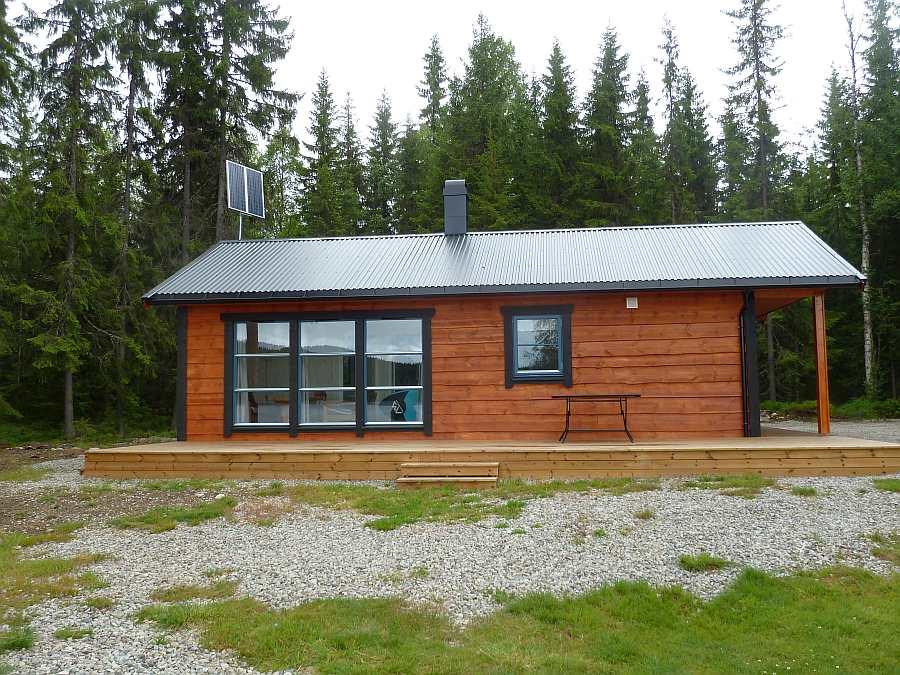 Ferienhaus Landsjøen - perfekt für Angler und auch die Familie mit Kindern