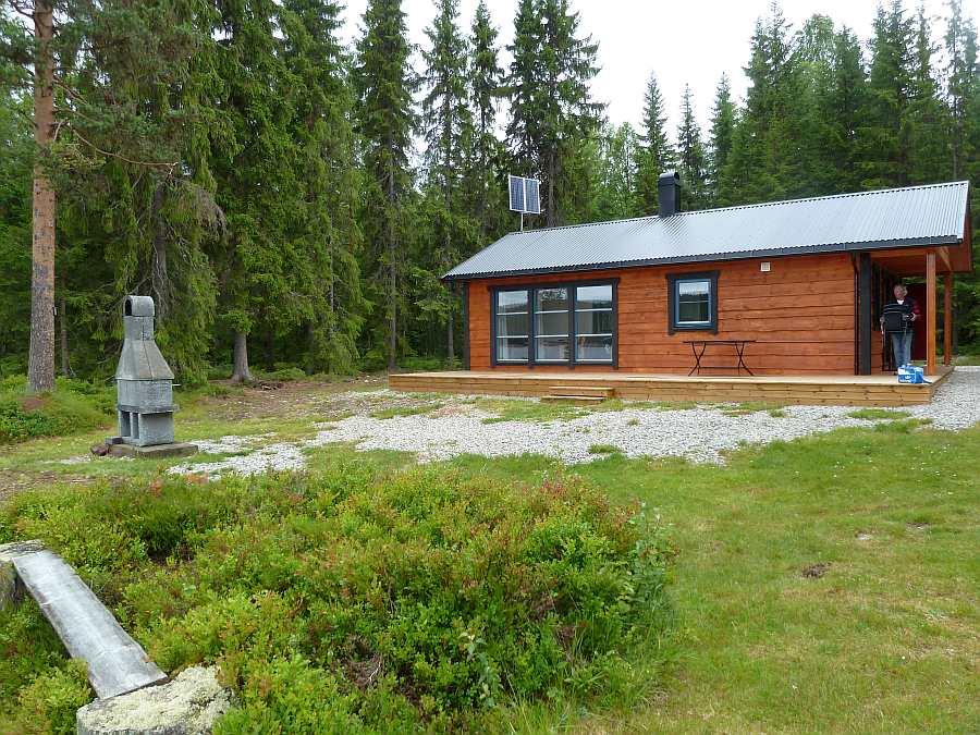 Ferienhaus Landsjøen - ein Haus zum norwegischen Wohlfühlen