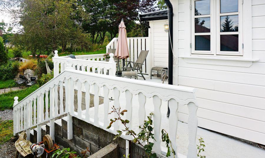 Ihr Ferienhaus Fosnøy
