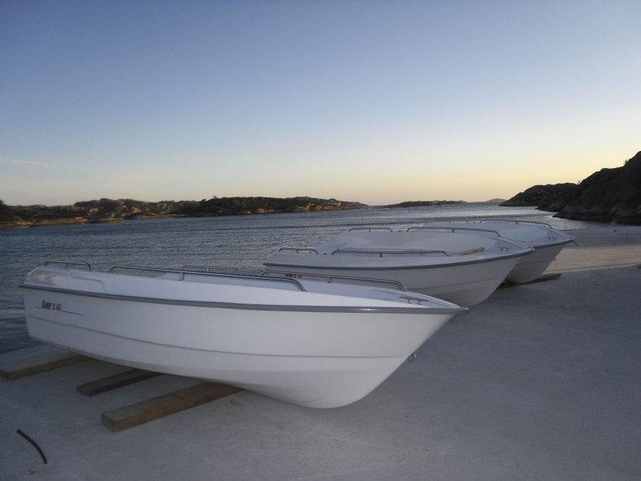 Ihre Angelboote.