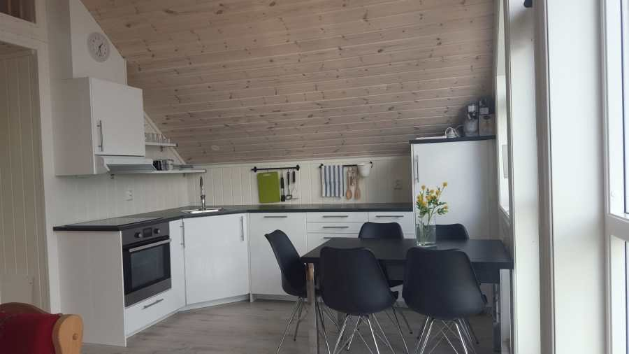 Wohnbeispiel: Küche
