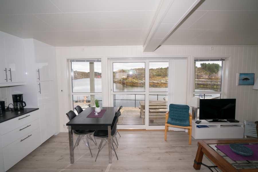 Wohnzimmer Typ 2 Untergeschoss
