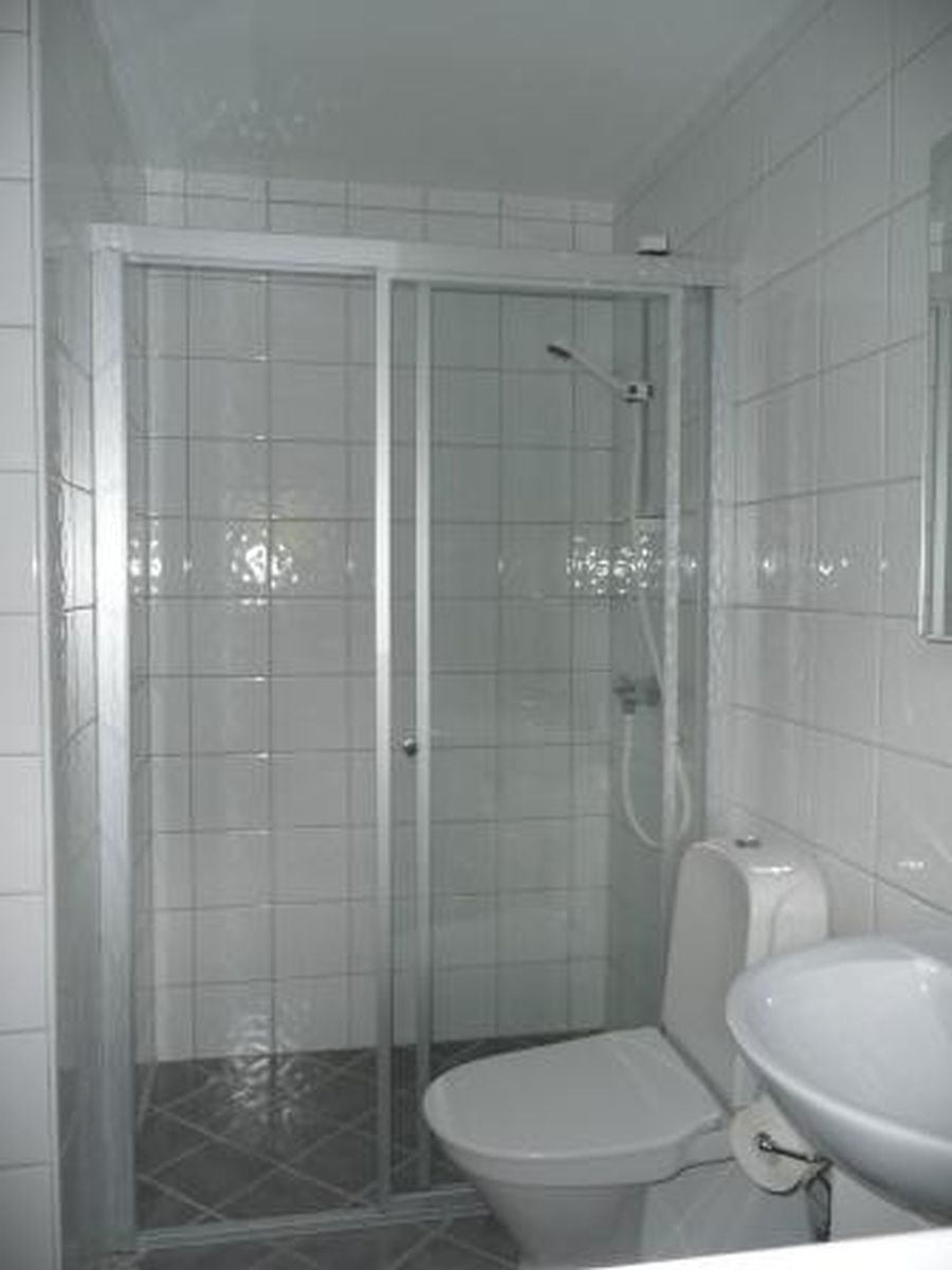 Klassisches Bad - einfach und sauber