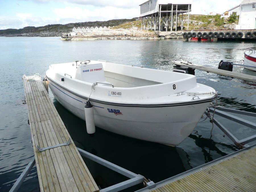Fisker Dieselboot