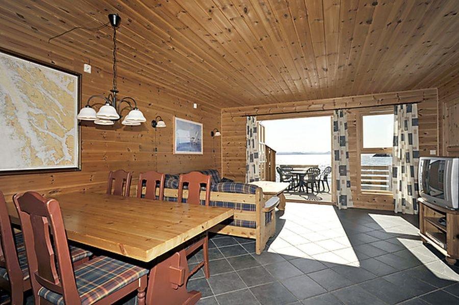 Essecke im Seehaus