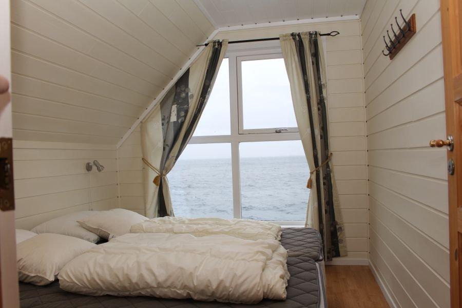 Das Königs-Schlafzimmer im Seehaus