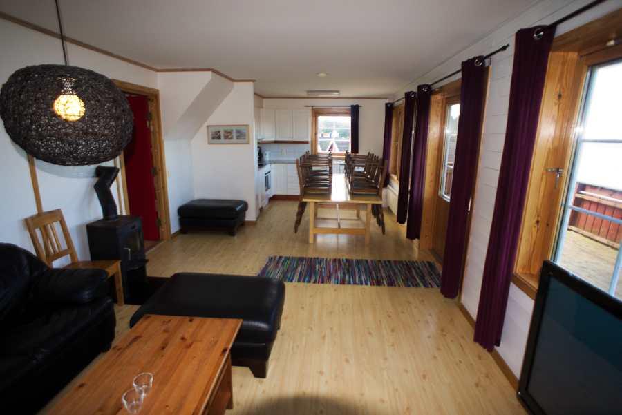 Wohnzimmer im Typ Haus