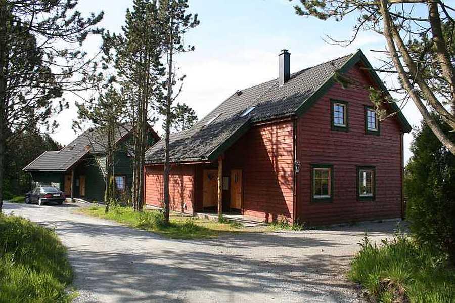 Unterkunft Typ ,,Haus Kvalheim