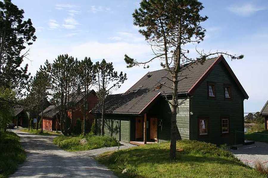 Und noch ein Ferienhaus Kvalheim
