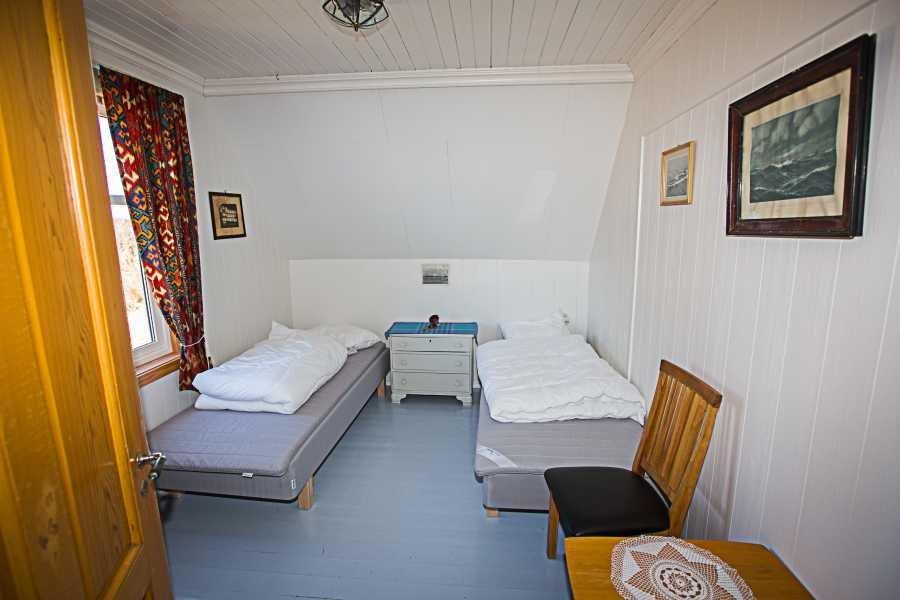 Klassisches Schlafzimmer