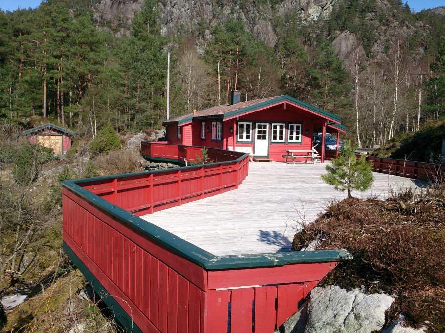 angeln in norwegen ferienhaus ropeid ii g nstig buchen. Black Bedroom Furniture Sets. Home Design Ideas