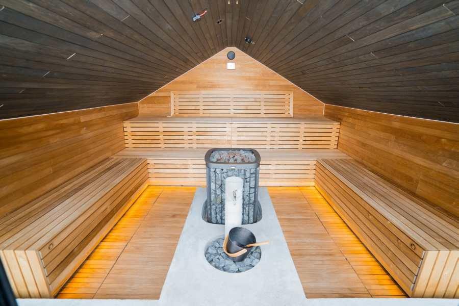Sauna - kostenfrei Nutzbar