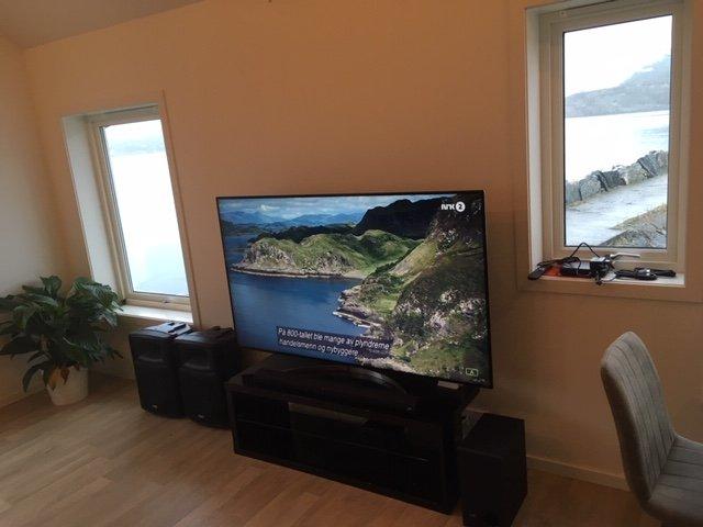 Neuer TV-Flatscreen