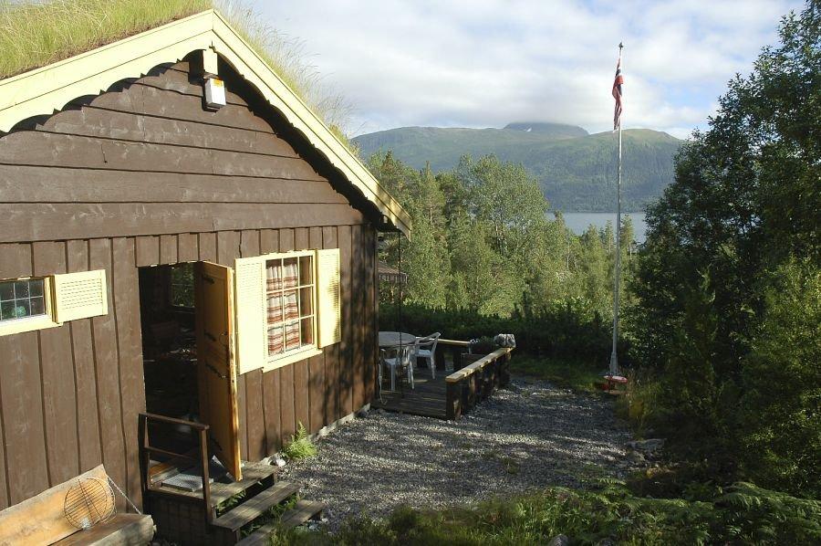 angeln in norwegen ferienhaus bergs ysund g nstig buchen. Black Bedroom Furniture Sets. Home Design Ideas