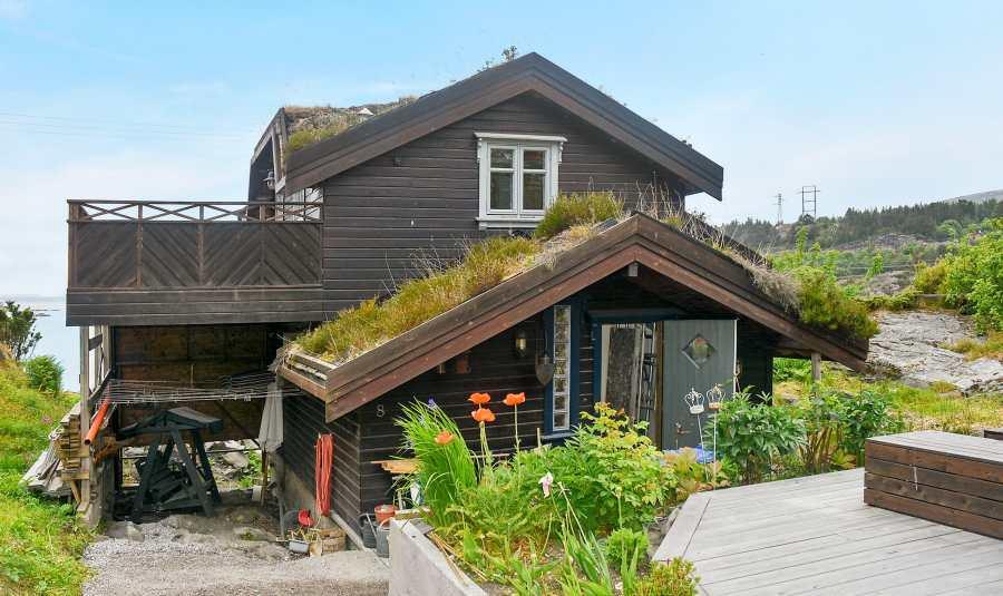 Komfort trifft Natur: Ferienhaus Rensvik