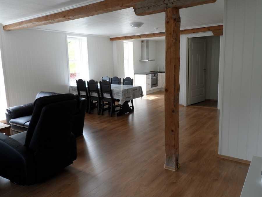 Geräumig, hell und mit moderner Einbauküche ausgestattet: die Wohnung Typ 2.
