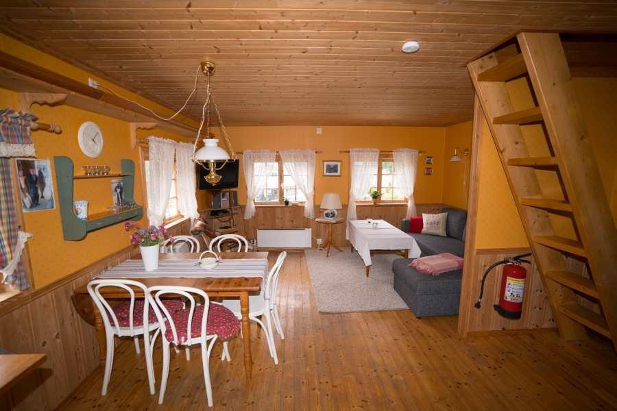 Wohnzimmer Hexenhaus