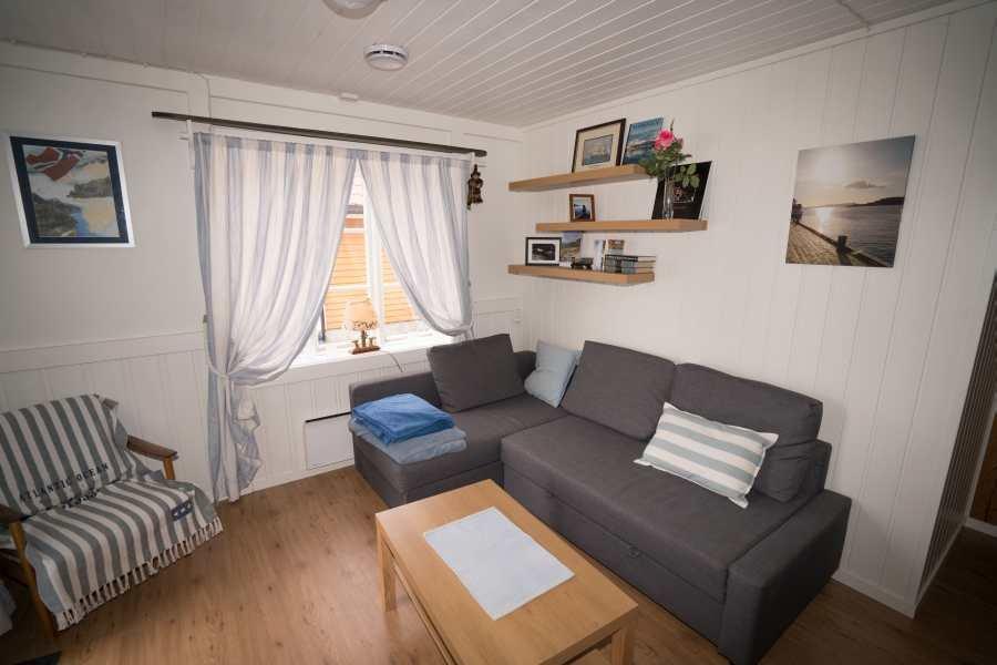 Wohnbeispiel: TV-Ecke Apartment